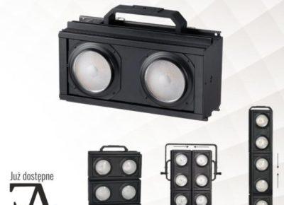 40x Blinder LED ACME BL-200 już w wypożyczalni FOKUS-ART Rental